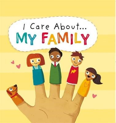 I Care About: My Family -