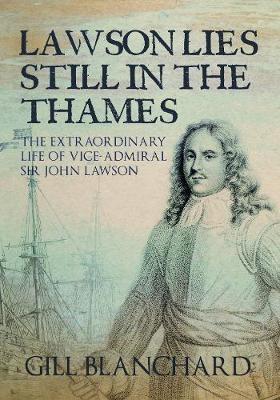 Lawson Lies Still in the Thames -