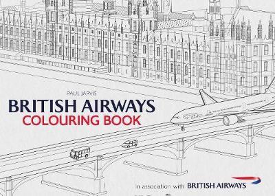 British Airways Colouring Book - pr_161094