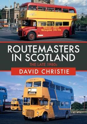 Routemasters in Scotland - pr_32473