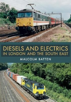 Diesels and Electrics in London and the South East - pr_1663