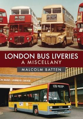 London Bus Liveries: A Miscellany - pr_176980