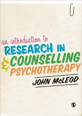 An Introduction to Research in Counselling and Psychotherapy -