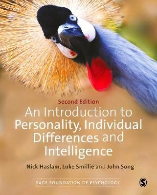 An Introduction to Personality, Individual Differences and Intelligence -