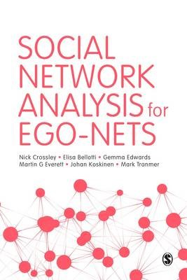 Social Network Analysis for Ego-Nets -