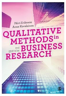 Qualitative Methods in Business Research -