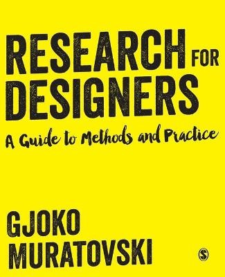 Research for Designers -
