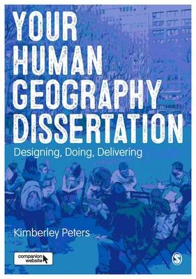Your Human Geography Dissertation -
