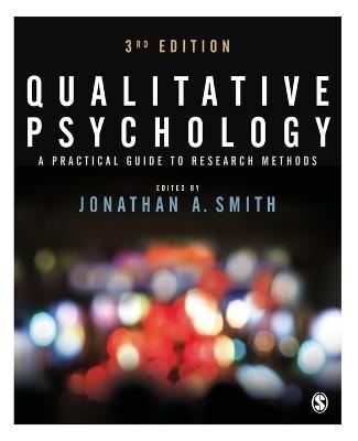 Qualitative Psychology -