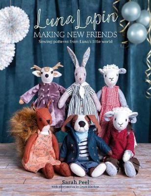 Luna Lapin: Making New Friends -