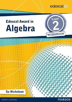 Edexcel Award in Algebra Level 2 Workbook - pr_17879