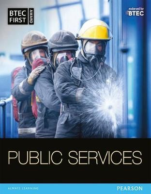 BTEC First in Public Services Student Book - pr_45654