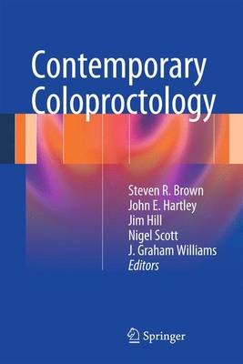 Contemporary Coloproctology -