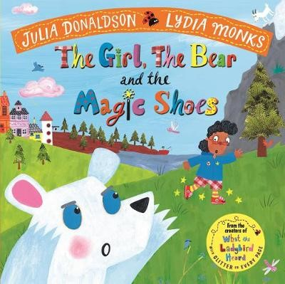 The Girl, the Bear and the Magic Shoes - pr_128372