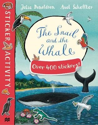 The Snail and the Whale Sticker Book - pr_119648