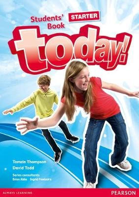 Today! Starter Students' Book -
