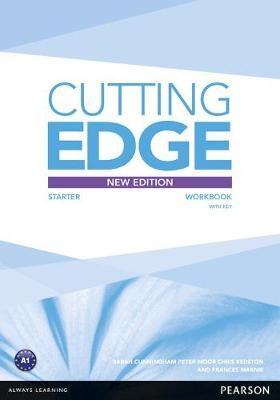Cutting Edge Starter New Edition Workbook with Key -