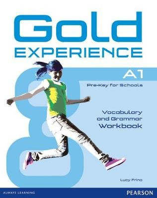 Gold Experience A1 Workbook without key -