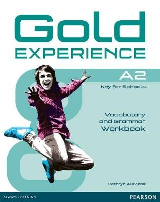 Gold Experience A2 Workbook without key -