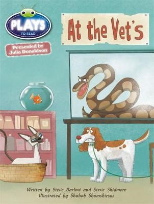 Bug Club Guided Julia Donaldson Plays Year 2 Orange at the Vet's -