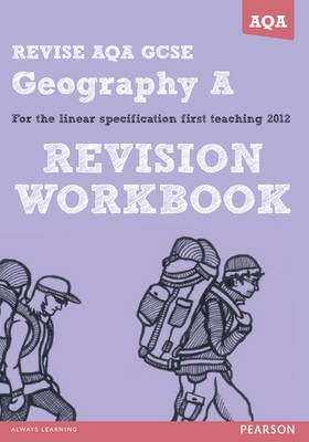 REVISE AQA: GCSE Geography Specification A Revision Workbook - pr_45437