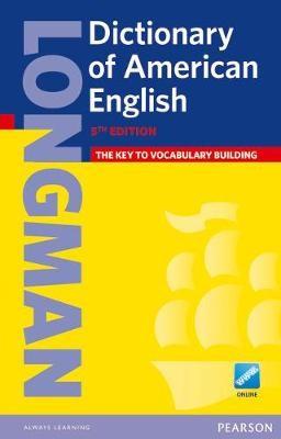 Longman Dictionary of American English 5 Paper & Online (HE) - pr_238668