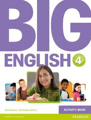 Big English 4 Activity Book -
