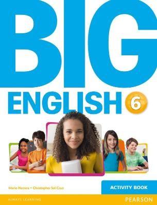 Big English 6 Activity Book -