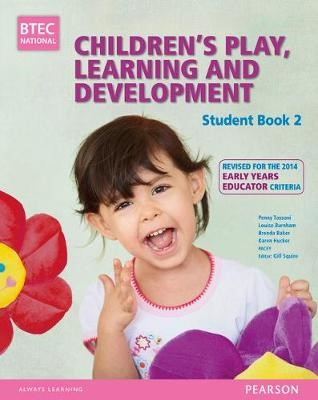 BTEC Level 3 National Children's Play, Learning & Development Student Book 2 (Early Years Educator) - pr_17740
