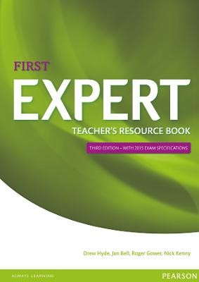 Expert First 3rd Edition Teacher's Book -