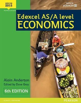Edexcel AS/A Level Economics Student book + Active Book - pr_18263