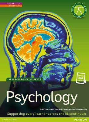 Pearson Baccalaureate: Psychology new bundle (not pack) -