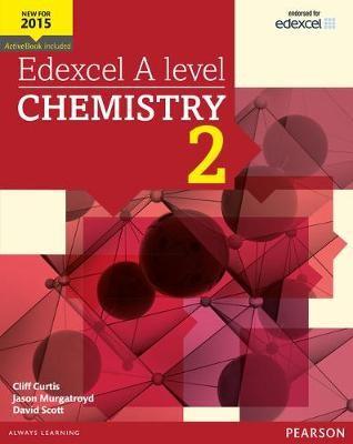 Edexcel A level Chemistry Student Book 2 + ActiveBook - pr_17811