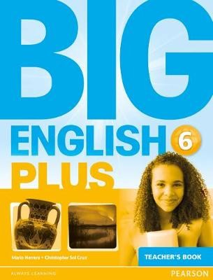 Big English Plus 6 Teacher's Book -