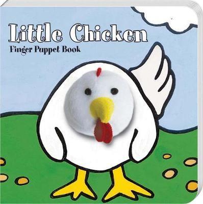 Little Chicken Finger Puppet Book - pr_90501