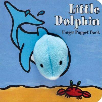 Little Dolphin Finger Puppet Book - pr_91131