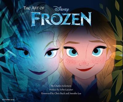 The Art of Frozen -