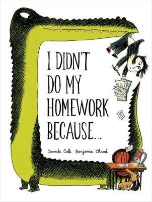I Didn't Do My Homework Because - pr_288246