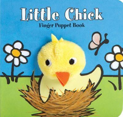 Little Chick: Finger Puppet Book - pr_163860