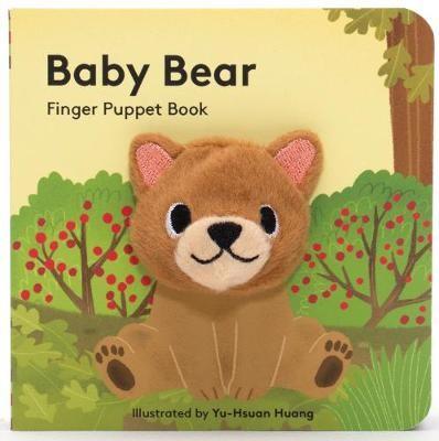 Baby Bear: Finger Puppet Book - pr_288254