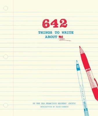 642 Things to Write About Me -
