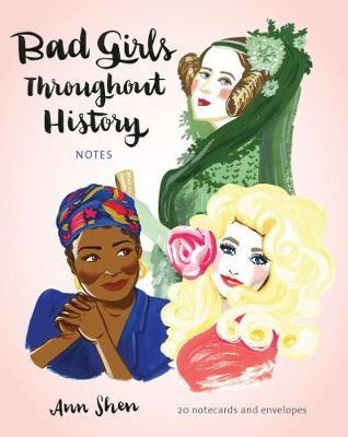 Bad Girls Throughout History Notecards -