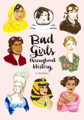 Bad Girls Throughout History Flexi Journal -