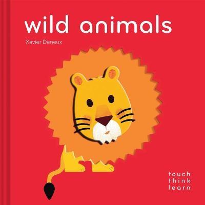 TouchThinkLearn: Wild Animals -