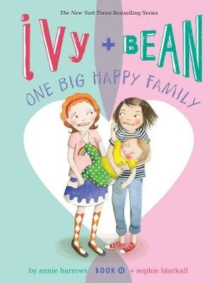 Ivy and Bean One Big Happy Family (Book 11) - pr_1747524