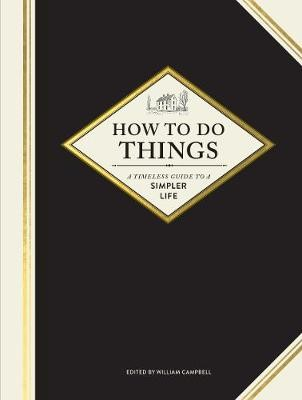 How to Do Things -