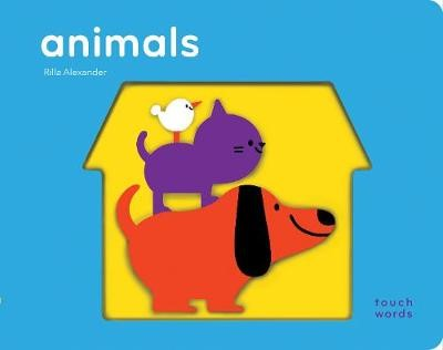 TouchWords: Animals -