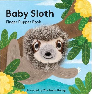Baby Sloth: Finger Puppet Book - pr_424326