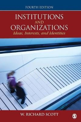 Institutions and Organizations -