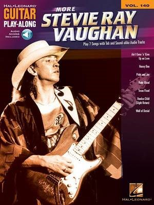 More Stevie Ray Vaughan -